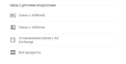 Проверка связи Analytics и Adwords